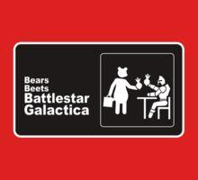 Bears, Beets, Battlestar Galactica by Justin Butler