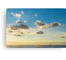 Where You Are Canvas Print
