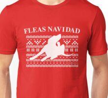 Fleas Navidad Christmas Dog Unisex T-Shirt