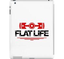 Flat Life (5) iPad Case/Skin