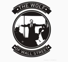The Wolf Of Wall Street. by SamEchelon
