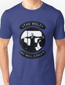The Wolf Of Wall Street. T-Shirt