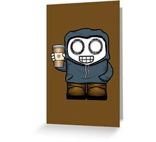 Winter Fun - Hot Chocolate Greeting Card