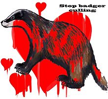 stop badger culling by VOO MOO