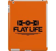 Flat Life (6) iPad Case/Skin