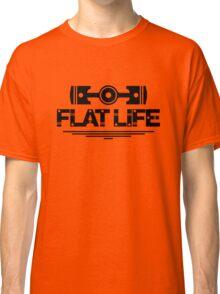 Flat Life (6) Classic T-Shirt
