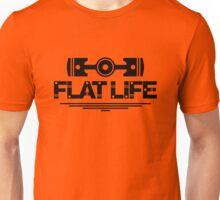 Flat Life (6) Unisex T-Shirt