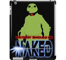 Naked Victory iPad Case/Skin