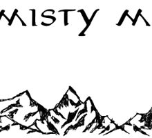 The Hobbit Misty Mountains by FiaG