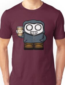 Winter Fun - Hot Chocolate Unisex T-Shirt