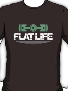 Flat Life (7) T-Shirt