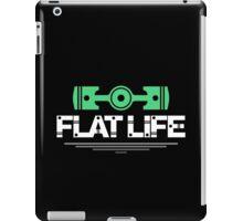 Flat Life (7) iPad Case/Skin