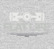 Flat Life (4) One Piece - Short Sleeve