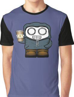 Winter Fun - Hot Chocolate Graphic T-Shirt