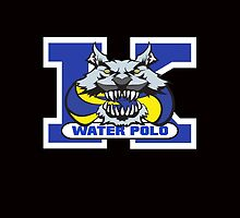 K-Wolves Water Polo by G. Patrick Colvin