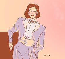 The white tux - Janeway by inicka