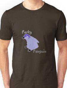 Perky Penguin Unisex T-Shirt
