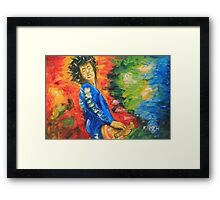 Jimmy Page#1 Framed Print