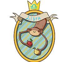 Libra. Cartoon horoscope. by shizayats