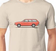 VDub Dasher Wagon / Passat B1 Variant Unisex T-Shirt