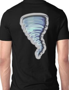 TORNADO, Cartoon, Unisex T-Shirt