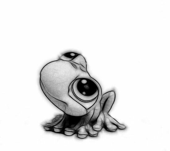 Little Frog   by Nathalie Chaput