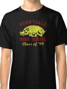 Sunnydale Class of '99 Classic T-Shirt