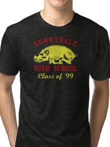 Sunnydale Class of '99 Tri-blend T-Shirt