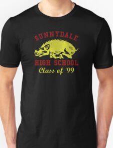 Sunnydale Class of '99 Unisex T-Shirt