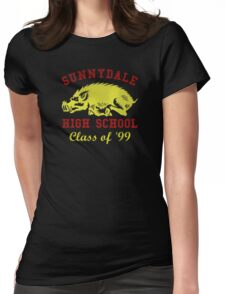Sunnydale Class of '99 Womens Fitted T-Shirt