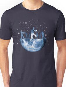 MoonWalk - Moon Zombies Unisex T-Shirt
