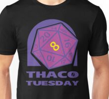 THAC0 Tuesday Unisex T-Shirt