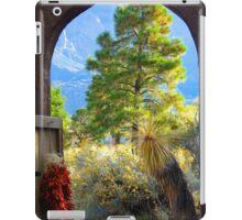 My Front Door ~ Sandia Mountain Morning iPad Case/Skin