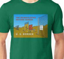 Secured Border Unisex T-Shirt
