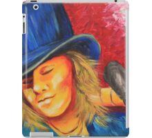 Stevis Nicks #1 iPad Case/Skin