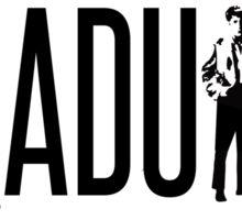 The Graduate Sticker