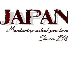 Japan Killing Cove since 1969 - 2 by MythicFX