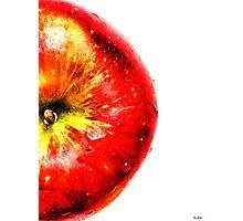 Apple Fruit Photographic Print