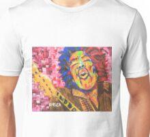Jimi Hendrix #3 Unisex T-Shirt