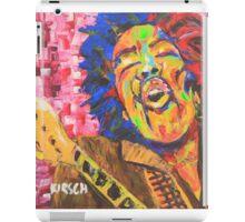 Jimi Hendrix #3 iPad Case/Skin