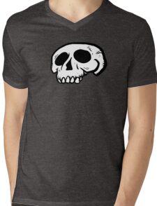 Skull-Tastic! Mens V-Neck T-Shirt