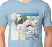 Together by the Sea  Unisex T-Shirt