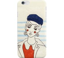 French Mod iPhone Case/Skin