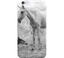 Watching Over iPhone Case/Skin