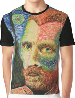 Vincent Van Gogh #1 Graphic T-Shirt