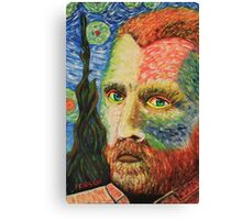 Vincent Van Gogh #1 Canvas Print