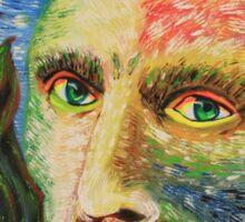 Vincent Van Gogh #1 Sticker