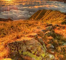 First light in the high country by Kevin McGennan