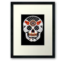 Octagon MMA 2015 Sugar Skull Framed Print