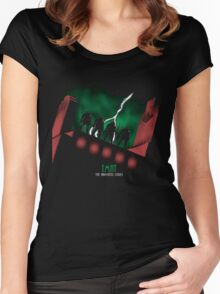 TMNT - The Animated Series Women's Fitted Scoop T-Shirt